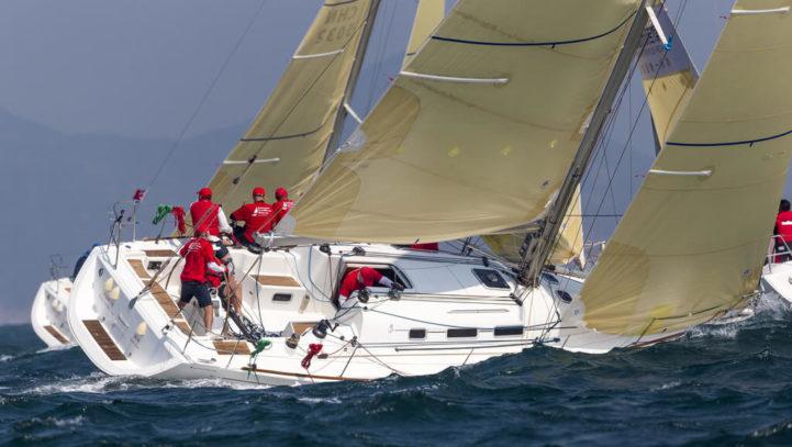 Коучинг команды и яхтинг